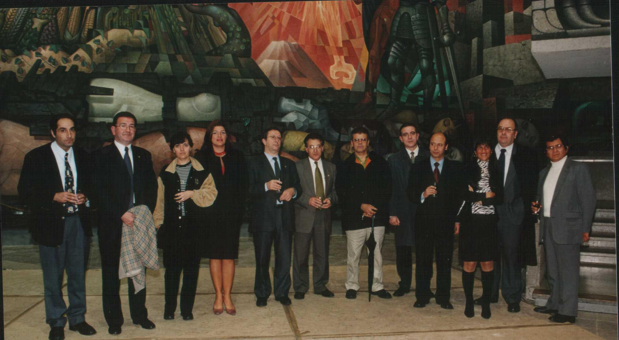 II Encuentro Motiva. Concepción, Chile 2001