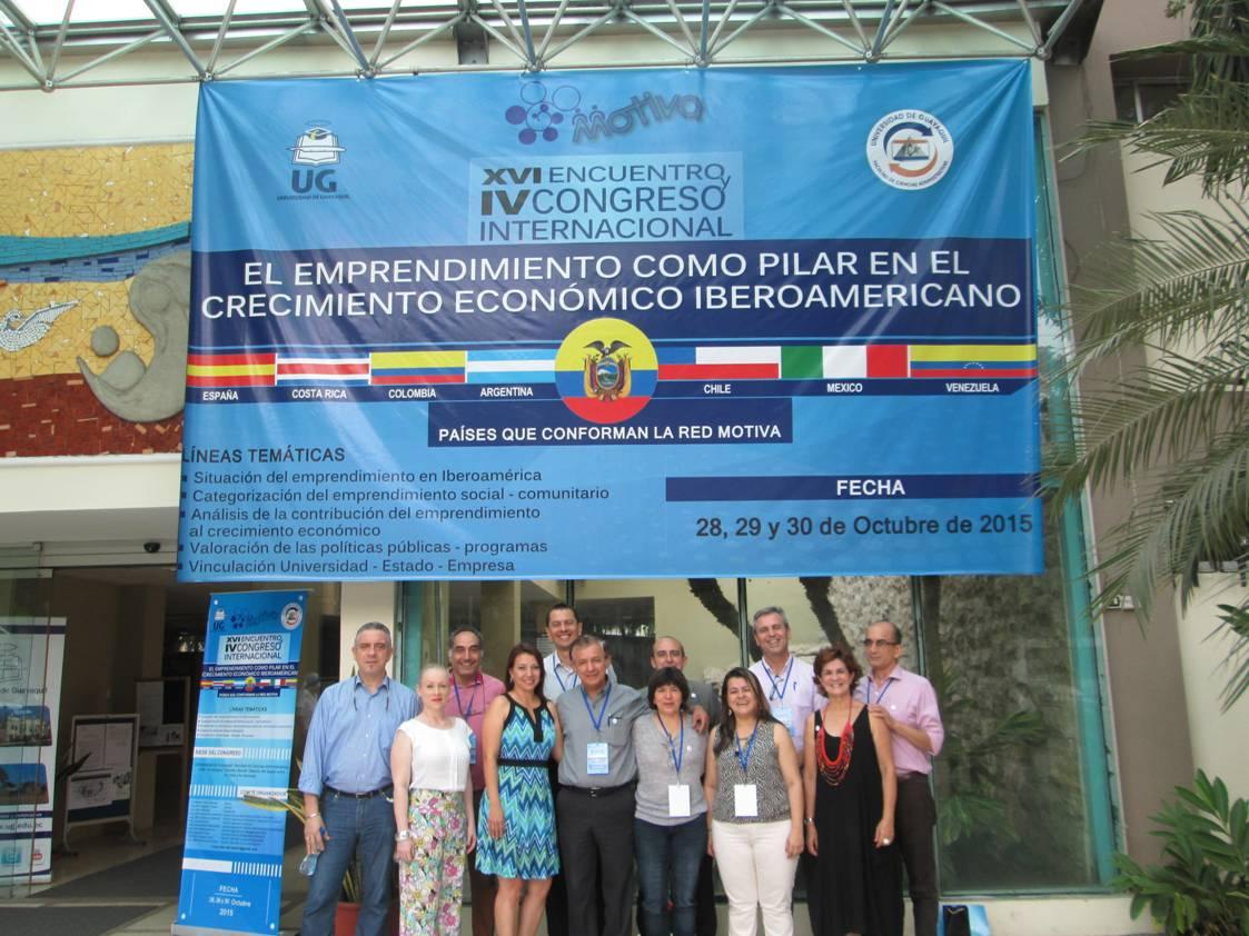 XVI Encuentro Motiva. Ecuador 2015