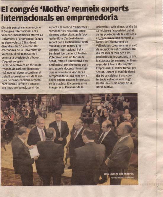 X Encuentro Motiva. España 2009