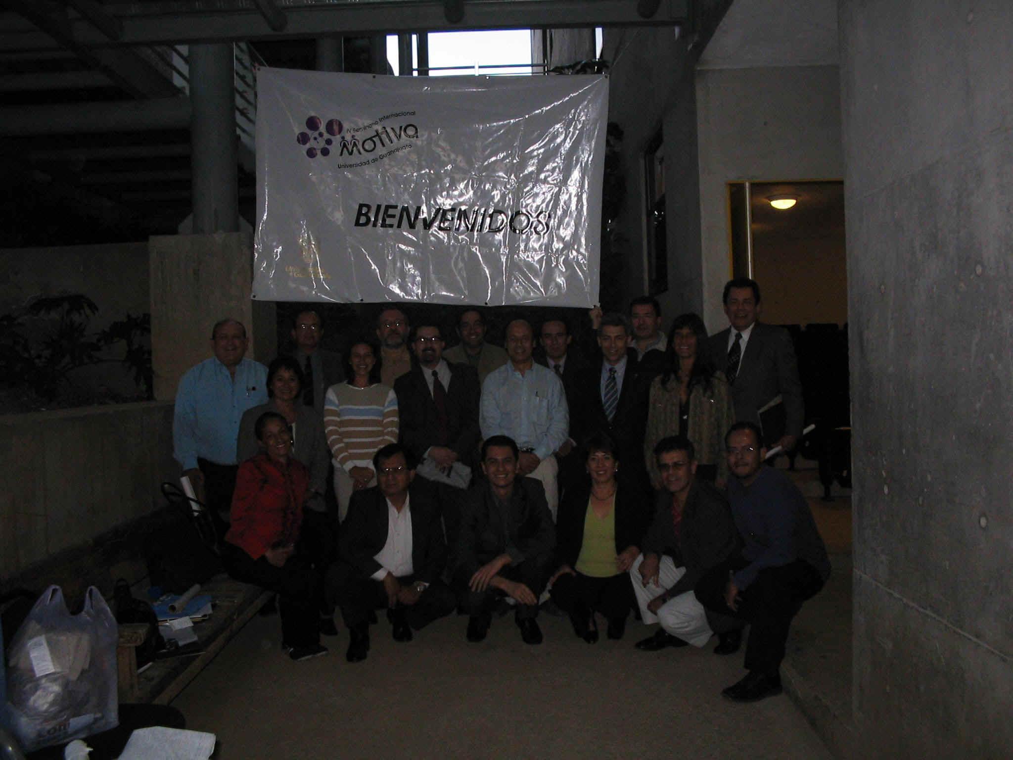 IV Encuentro Motiva. Guanajuato, México 2003