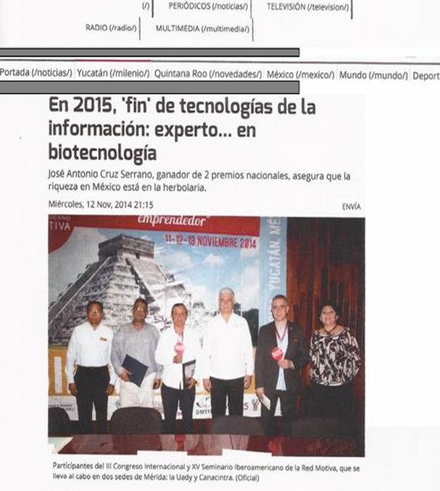 XV Encuentro Motiva. Mérida 2014