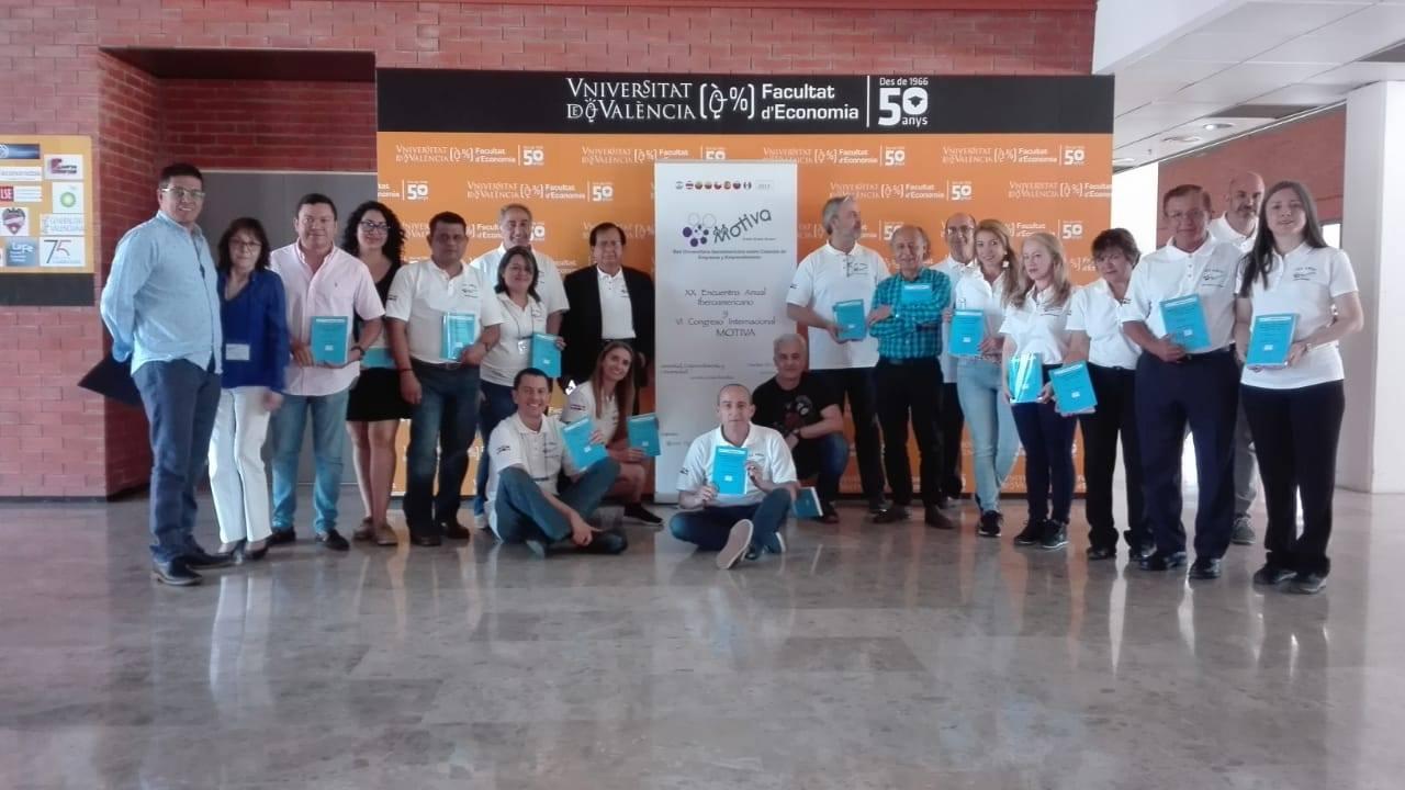 XX Encuentro Anual Iberoamericano y VI Congreso Internacional MOTIVA. Valencia 2019
