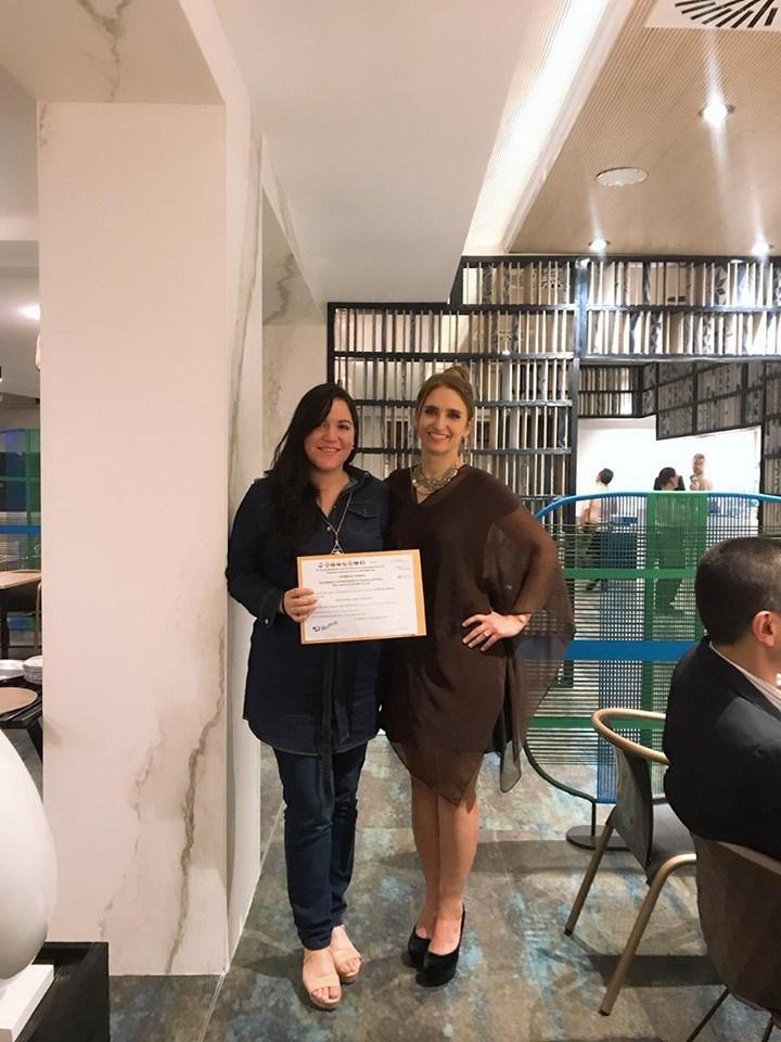 """Ganadores del premio """"Tec Empresarial- MOTIVA"""", y del premio Francisco Morea"""