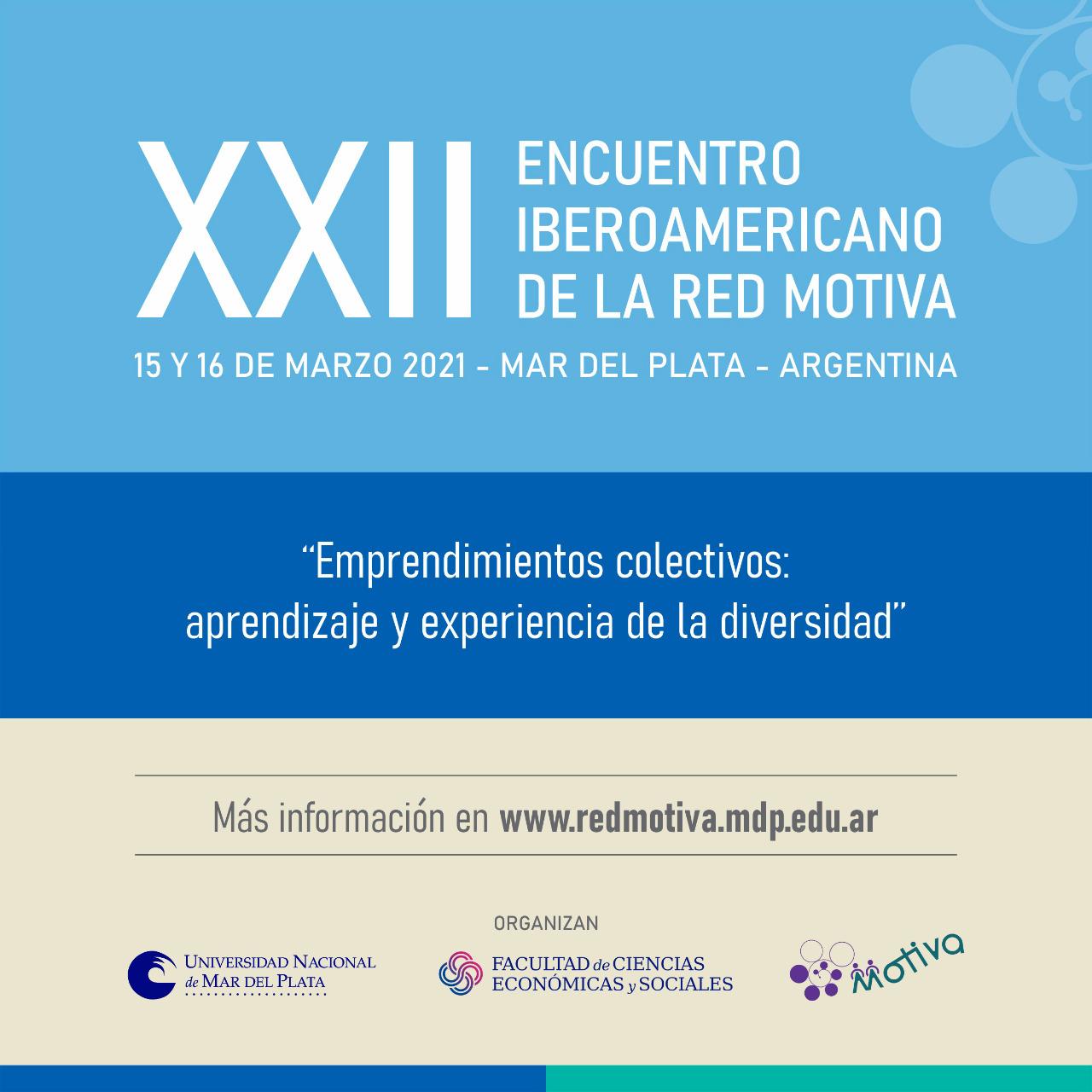 XXI Encuentro Iberoamericano de la Red Motiva